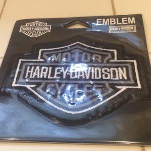 Harley Davidson emblem new